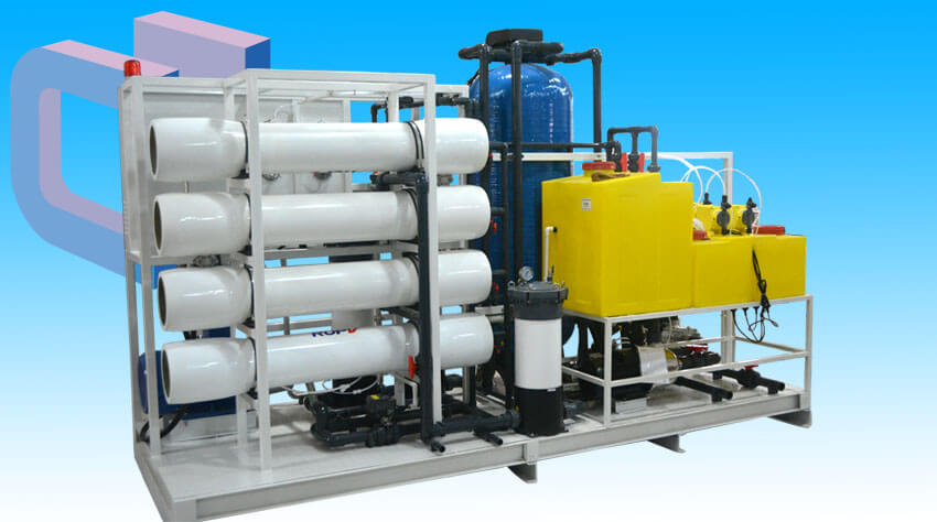 industrial water purification system